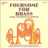 Foursome for Brass