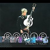David Bowie: A Reality Tour [Digipak]
