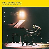 Bill Evans (Piano): Live In Paris 1974