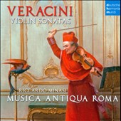 Veracini: Sonatas For Violin & Basso Continuo