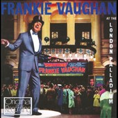 Frankie Vaughan: At the London Palladium