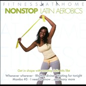 Various Artists: Fitness at Home: Latin Aerobics Nonstop