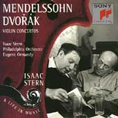 Isaac Stern - A Life in Music - Mendelssohn, Dvor&#225;k