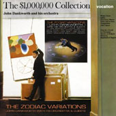 John Dankworth: The Zodiac Variations/$1,000,000 Collection