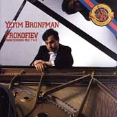 Prokofiev: Piano Sonatas nos 7, 8 / Yefim Bronfman