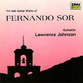 Sor: Works for Solo Guitar / Lawrence Johnson