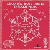 Hap Palmer: Learning Basic Skills Through Music, Vol. 2