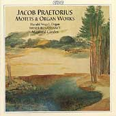 Praetorius: Motets & Organ Works / Vogel, Cordes, et al