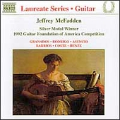 Laureate Series, Guitar - Jeffrey McFadden