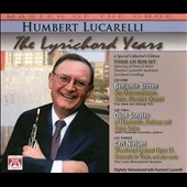Humbert Lucarelli: The Lyrichord Years