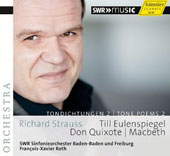 Richard Strauss: Tone Poems 2 - Till Eulenspiegels, Don Quixote, Macbeth / Roth