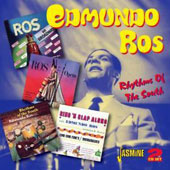 Edmundo Ros: Rhythms of the South [Jasmine]