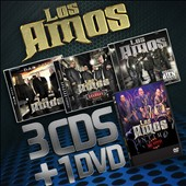 Los Amos: Amos [CD/DVD] [Digipak]