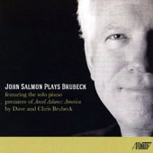 Pianist John Salmon Plays Brubeck