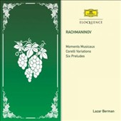 Rachmaninov: Moments Musicaux; Corelli Variations; Sixe Preludes