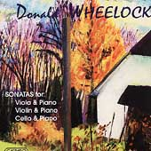 Wheelock: Sonatas for Viola, Violin & Cello