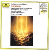 Mozart: Requiem / Karajan, Tomowa-Sintow, Baltsa, et al