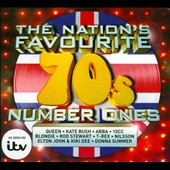 Various Artists: The Nation's Favourite '70s Number Ones