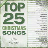 Various Artists: Top 25 Christmas Songs