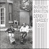 Anthony Braxton/Derek Bailey: First Duo Concert: London 1974