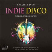 Various Artists: Greatest Ever Indie Disco: The Definitive Collection