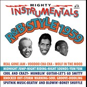 Various Artists: Mighty Instrumentals R&B-Style 1959