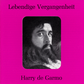 Lebendige Vergangenheit - Harry de Garmo