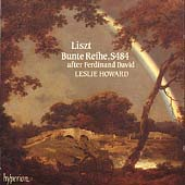 Liszt: Complete Music for Solo Piano Vol 16 / Leslie Howard