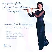 Legacy of the American Woman Composer / Maurer, Martin