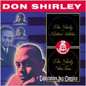 Don Shirley: Don Shirley Plays Birdland Lullabies/Don Shirley Plays Show Tunes