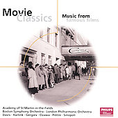 Various Artists: Movie Classics: Music from Famous Films