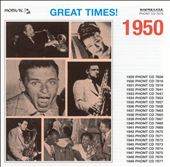 Various Artists: Great Times: 1950