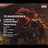 Tchaikovsky: Complete Symphonies, Overtures /Abravanel, Utah