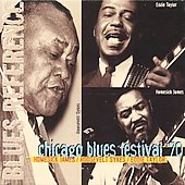 H. James: Chicago Blues Festival '70