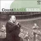 Count Basie: Basie Talks: The New Testament Band