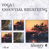 Various Artists: Serenity Series: Yoga Essential Breathing [2 Disc]
