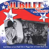 Earl Hines: The Jubilee Shows, Vol. 9: Nos. 194 & 195