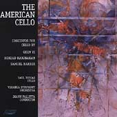 The American Cello - Barber, Yi, Ranjbaran / Paul Tobias
