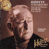 The Heifetz Collection Vol 39 - Tchaikovsky, Dvorák
