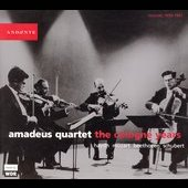 The Cologne Years / Amadeus Quartet
