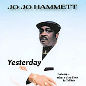 Jojo Hammett: Yesterday
