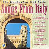 Orchestra Del Sole: Songs from Italy *