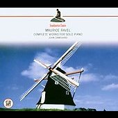 Ravel: Works For Solo Piano / John Damgaard, piano
