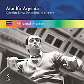 Original Masters - Ata&#250;lfo Argenta - Complete Decca Recordings 1953-1957