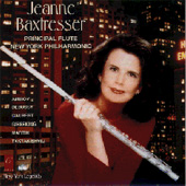 New York Legends - Jeanne Baxtresser, Principal Flute