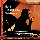 Boris Tchaikovsky: Violin Concerto / Pikaizen, Servo, et al