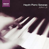 Haydn: Piano Sonatas No 49, 32, 59, 62 / Lill