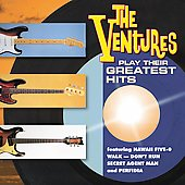 The Ventures: Play Their Greatest Hits
