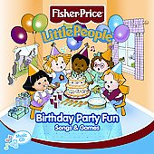 Fisher-Price: Little People: Birthday Party Fun