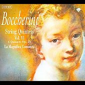 Boccherini: String Quintets Vol 6 / La Magnifica Comunit&agrave;
